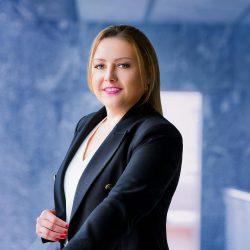 Justyna Gać, pośrednik nieruchomości WSPON Warszawa